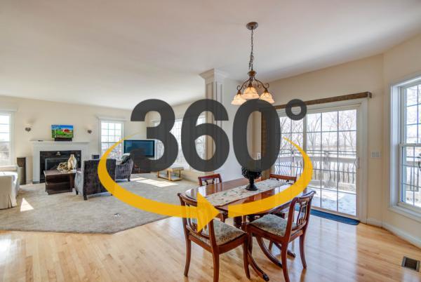 360 virtual reality photography