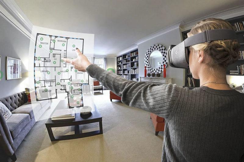 home virtual reality