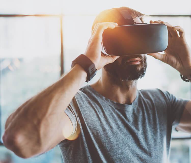 virtual reality creation software